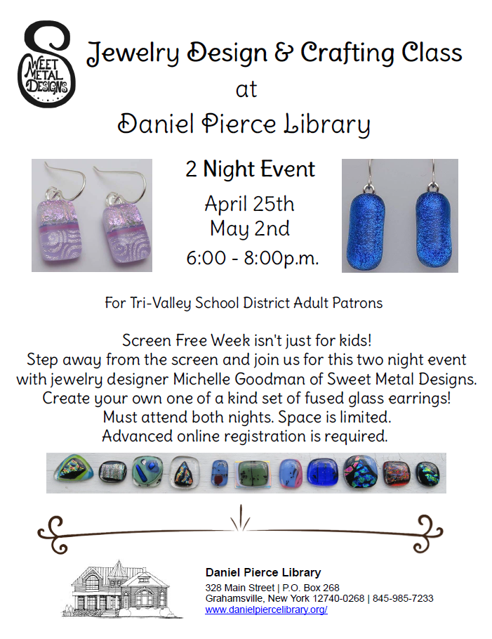 Jewelry Design & Crafting with Michelle Goodman